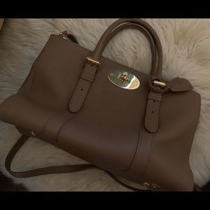 MULBERRY Small Bayswater Double Zip Tote